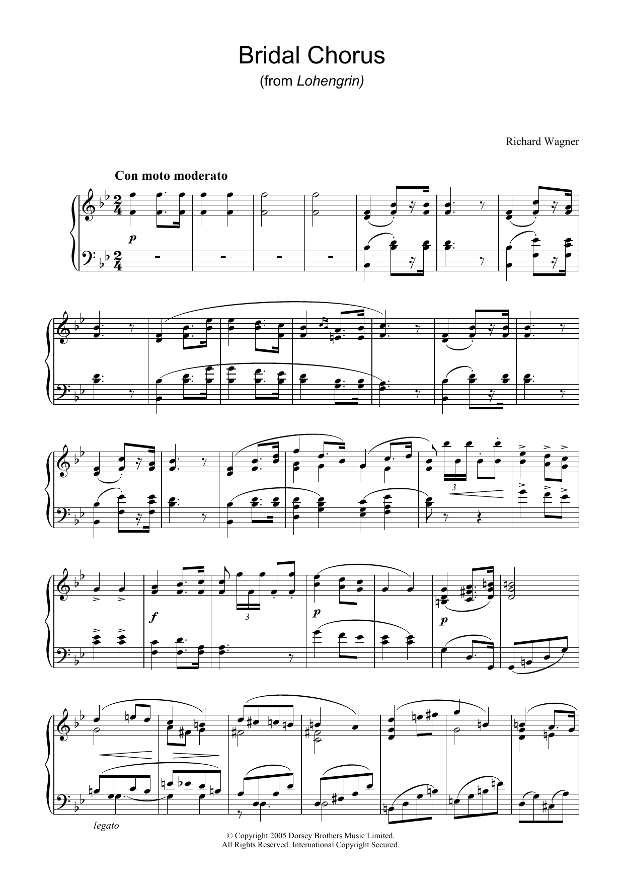 Horn Solos w/Piano