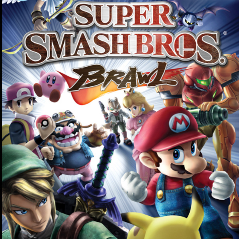 Super Smash Bros  Brawl - Main Theme