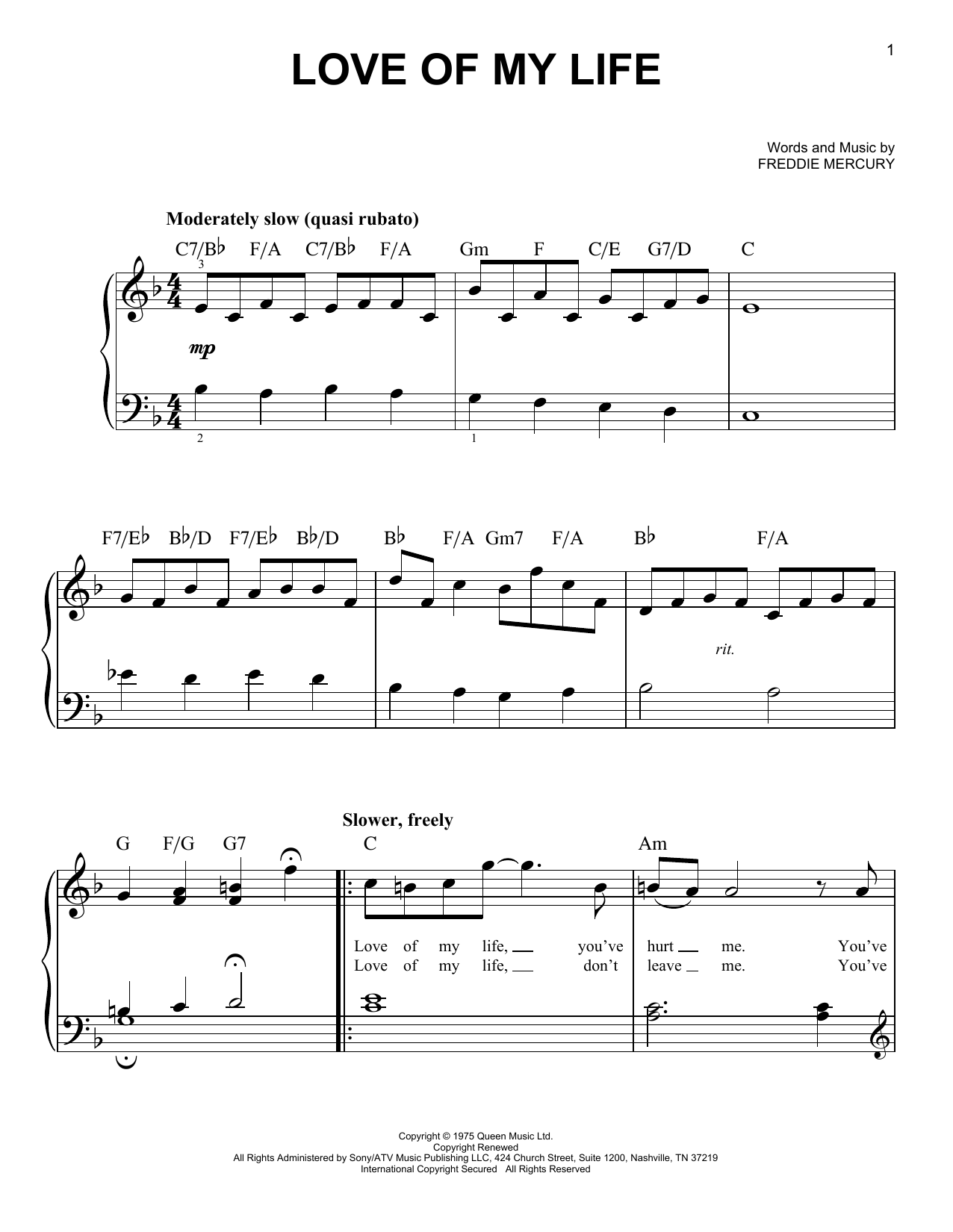 photo relating to Free Printable Piano Sheet Music for Beginners With Letters titled Enjoy Of My Lifestyle