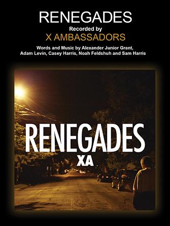 X Ambassadors Renegades Album Cover